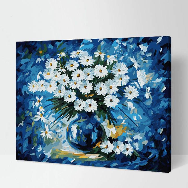 风景花卉手绘装饰画