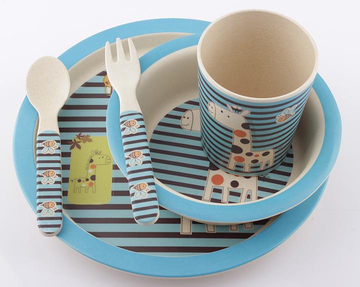 餐盘环保小制作