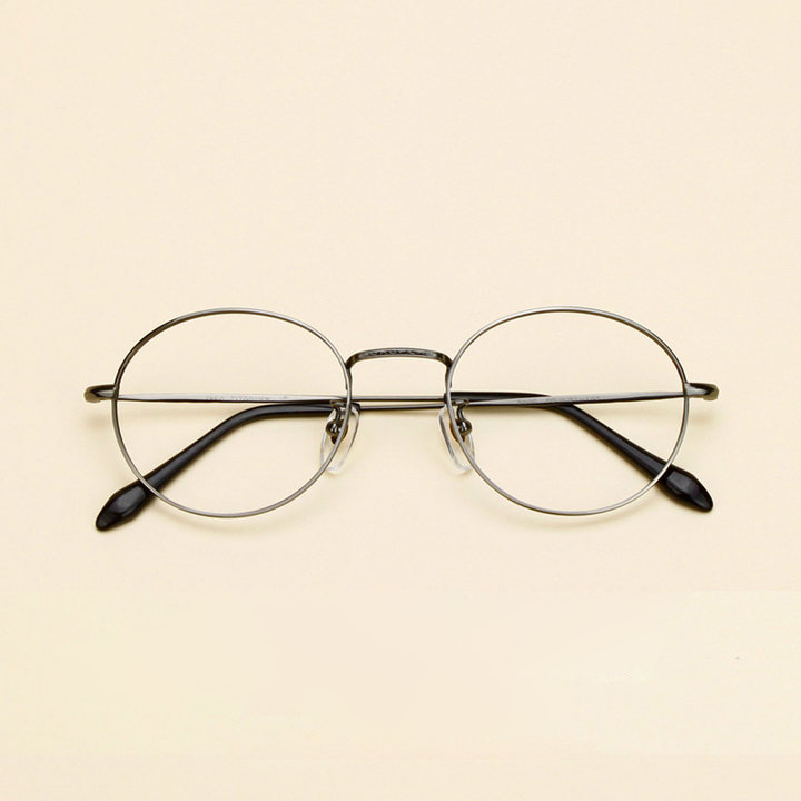 【韩版纯钛8288 圆框眼镜架】【送男朋友 送女朋友 送