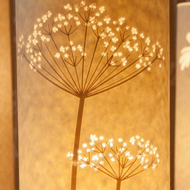纯手工仿古羊皮纸雕花艺术灯