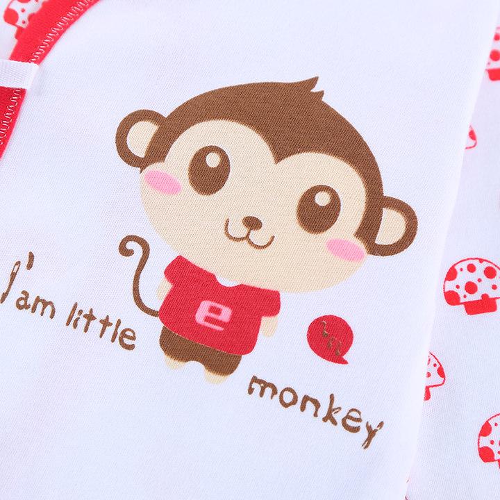 可爱的猴子 萌萌