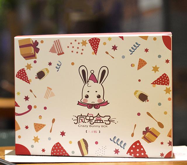 疯兔盒子惊喜款国外零食大礼包图片