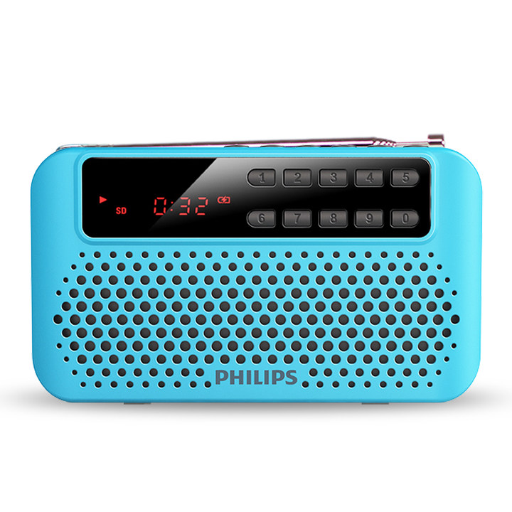 philips/飞利浦 sbm120收音机