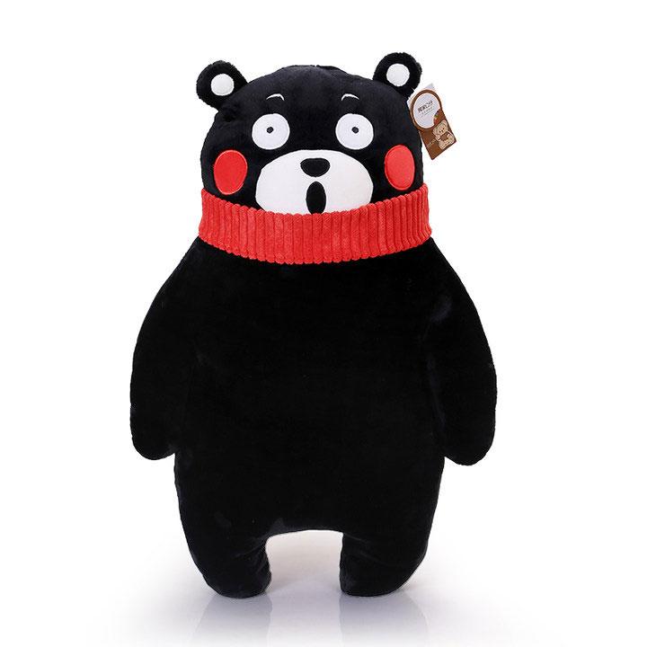 熊本熊毛绒玩具