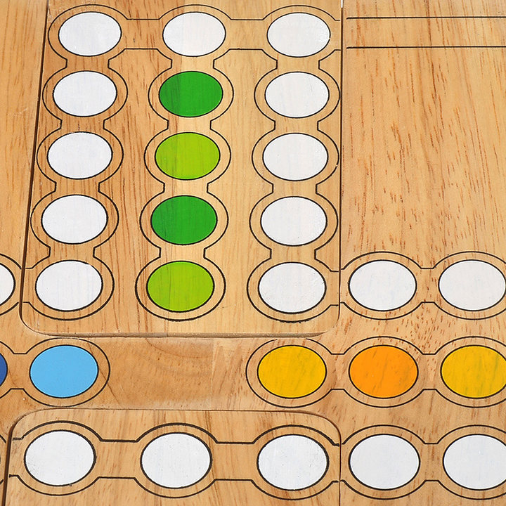 德国goki 桌面游戏飞行棋