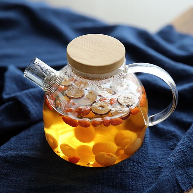 桂圆枸杞红枣养生气血茶