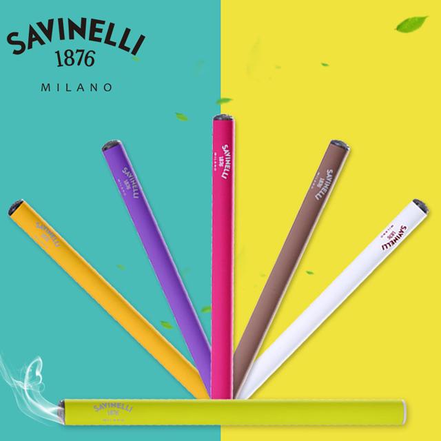 意大利savinelli 维他命能量棒便携电子烟