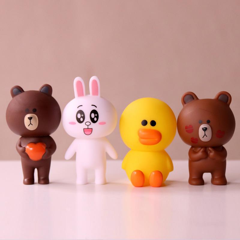 可妮兔布朗熊 盲盒系列
