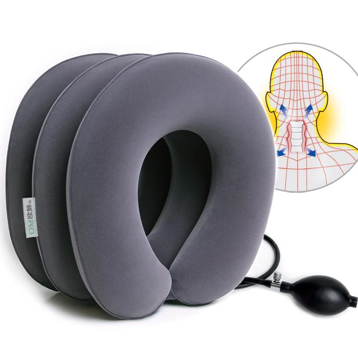 家用颈椎牵引器按摩器