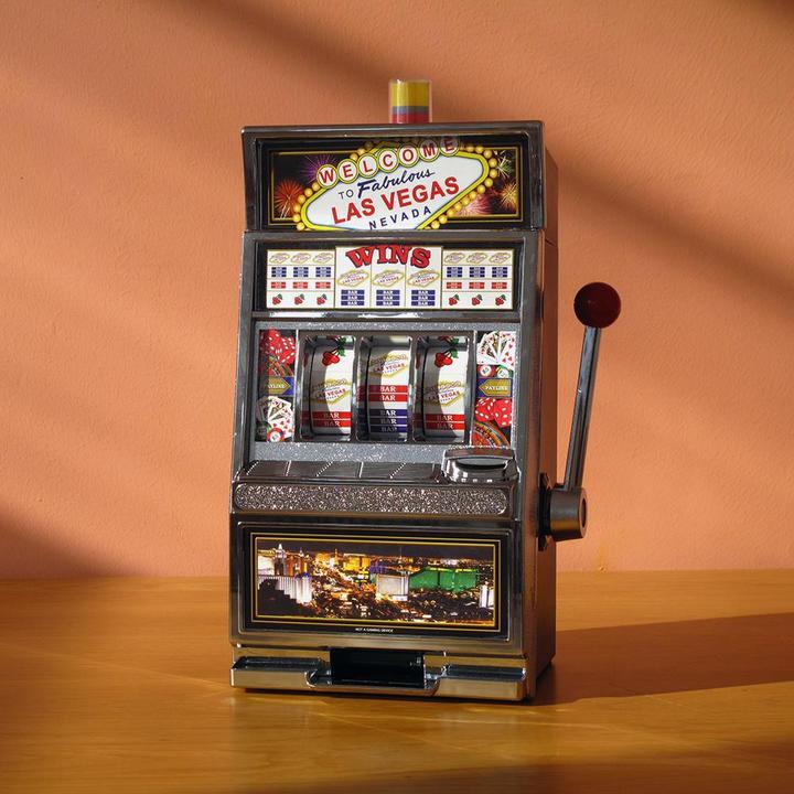 美国Reczone老虎机储蓄罐