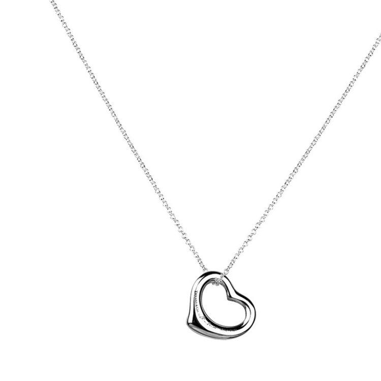心形经典款项链,浪漫轻奢好礼大盘点·女神都想要!