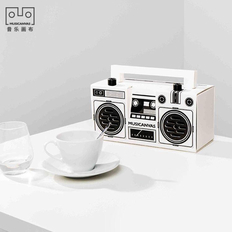原创设计 礼物 音箱,无限创意的礼物,给你不一样的惊喜