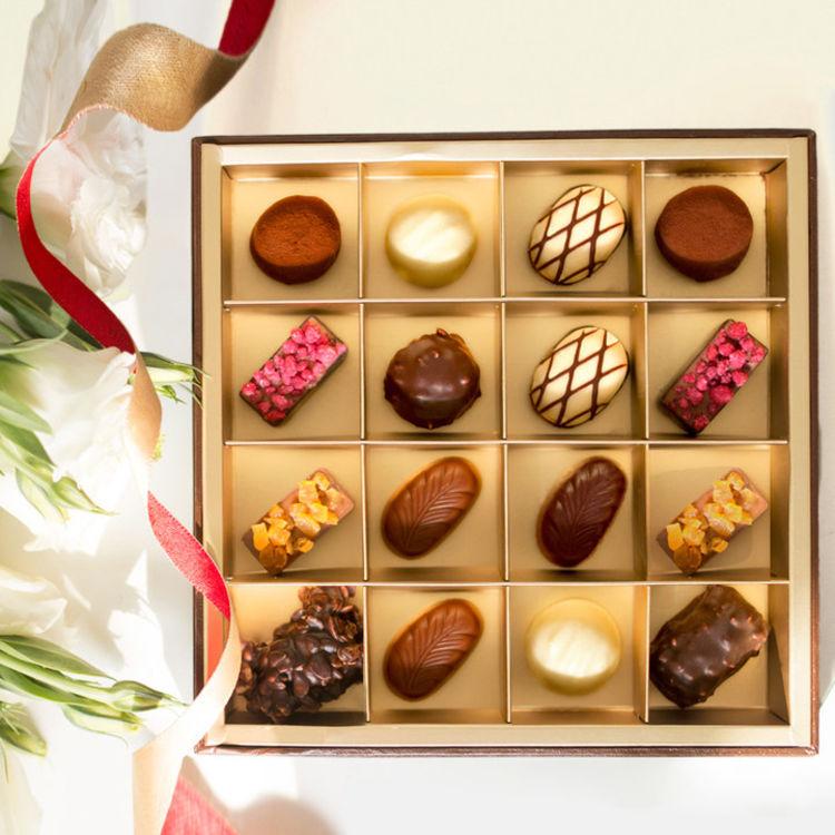 细腻丝滑表白神器,10款「创意巧克力」专治无趣,圣诞备礼就靠这篇了!