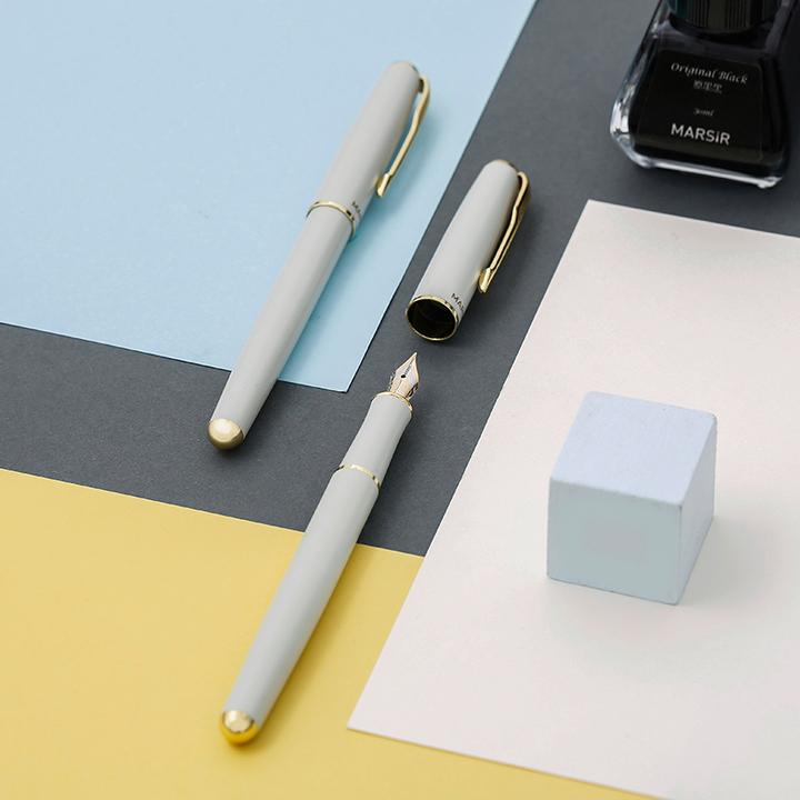 雪国钢笔礼盒