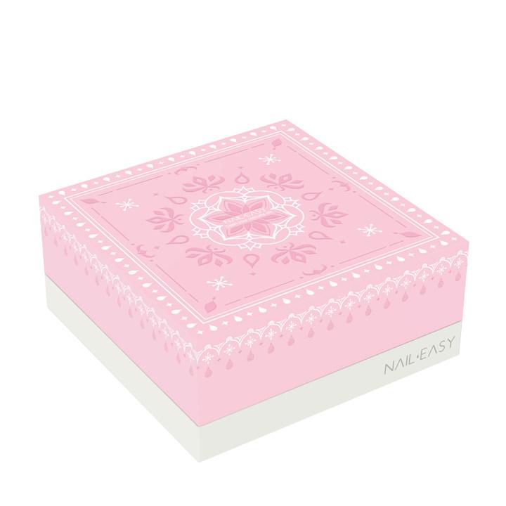 NailEasy水性胶囊甲油 粉色蛋糕款