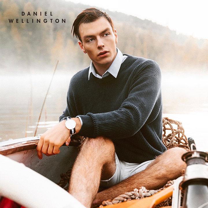 DanielWellington丹尼尔惠灵顿男士手表