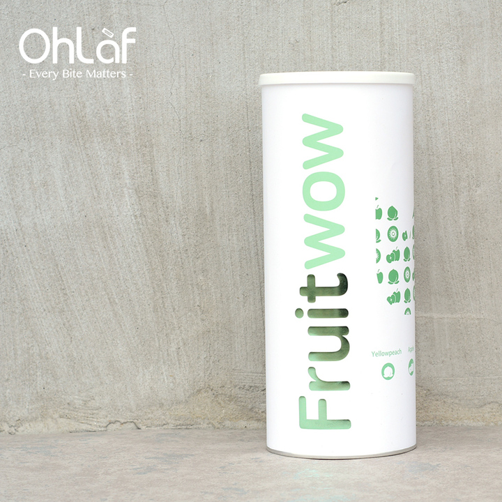 Ohlaf JAR FruitWow 综合水果口味混果谷物早餐