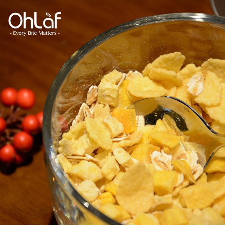 Ohlaf Jar X 4 经典口味超满足组合装