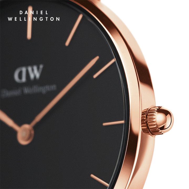 支持验货Danielwellington丹尼尔惠灵顿新品 DW手表女 DW手镯女 礼盒套装