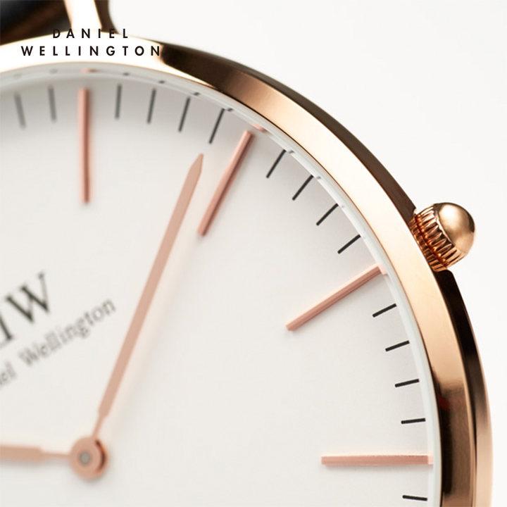 支持验货DanielWellington休闲情侣对表DW手表男女尼龙带正品石英表DW手表