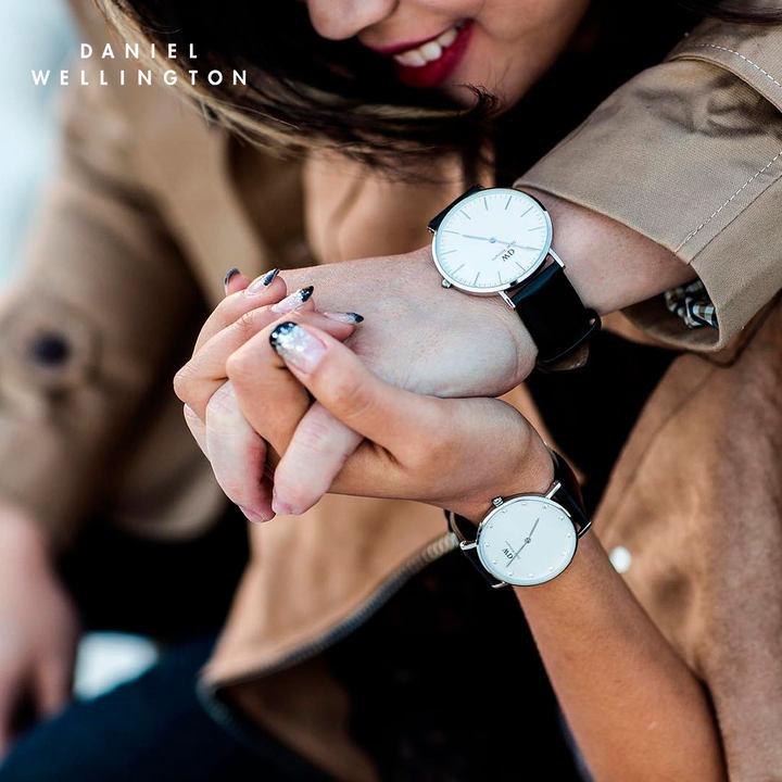 支持验货DanielWellington 时尚复古情侣对表 丹尼尔惠灵顿DW女表 DW手表