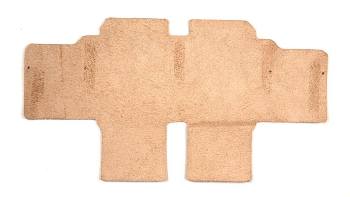 一张皮折叠小巧手工小钱包头层猪皮CUTO原创设计礼物