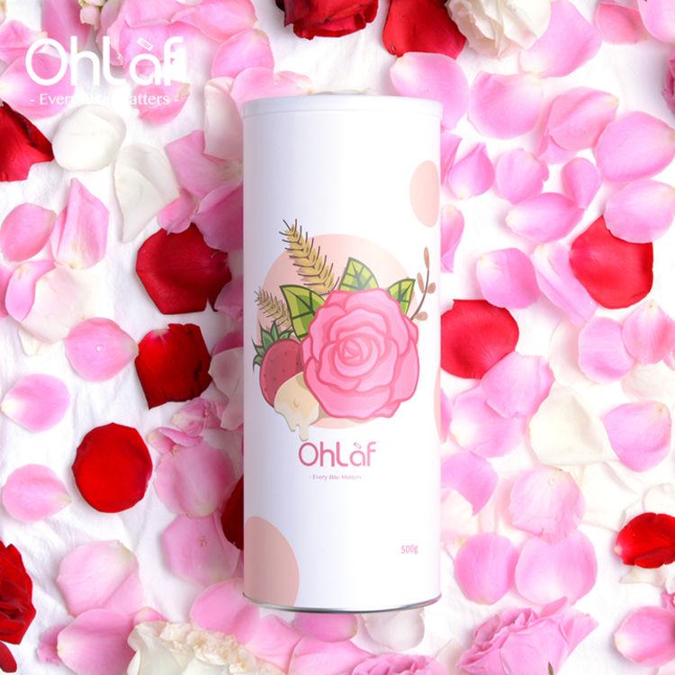浪漫爱情的味觉体验,春天高颜值美食,貌美如花味道更佳