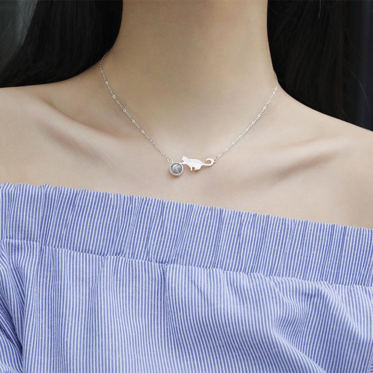 韩版甜美森系小清新,相信我,你戴首饰的样子特别美