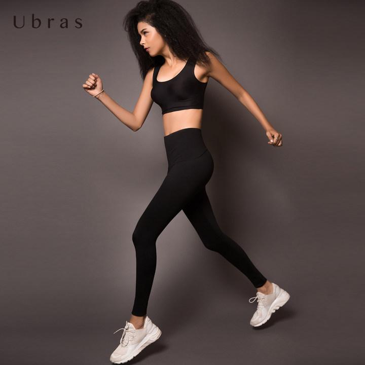 Ubras旗舰店 beyus超弹轻塑形打底瘦身美腿时尚提臀收腹裤