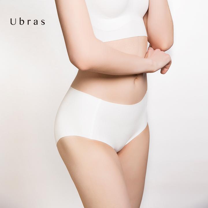 Ubras旗舰店:通勤版配套无痕性感舒适底裤三角裤