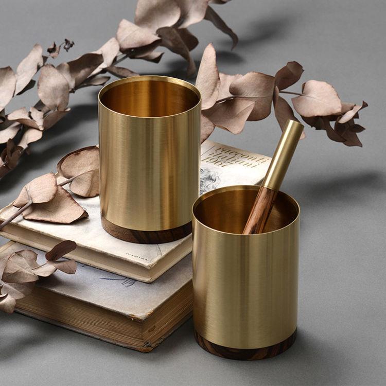 精细抛光。,美得犯规:惊艳了时光的黄铜物件