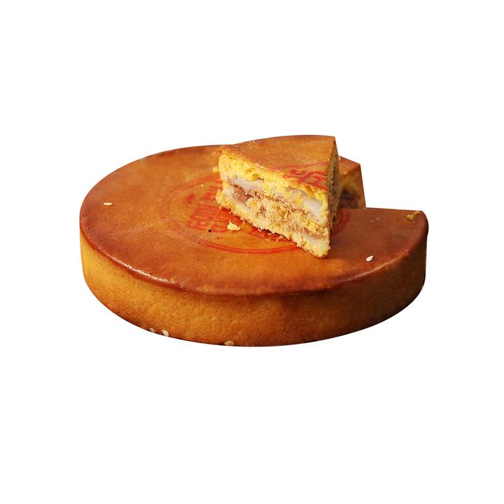 味BACK | 闽南手工麻薯肉松蛋黄酥·咸甜口感