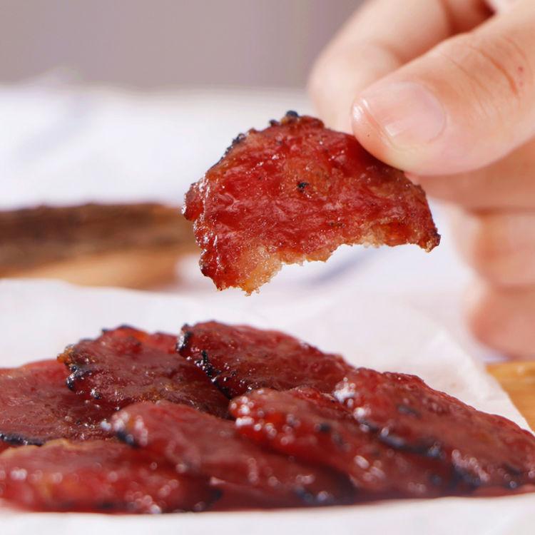 0添加猪肉脯,自营双11|国产零食之光,低至11.11!