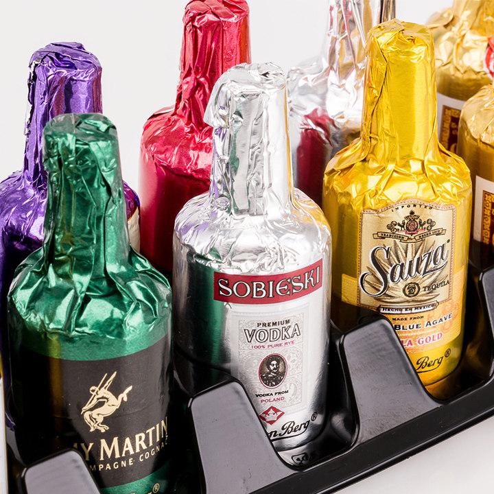 AnthonBerg爱顿博格酒心巧克力 进口盒装生日礼物 酒心巧克力16支