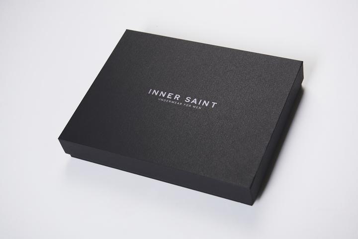 INNER SAINT Slim修身平角内裤 三条礼盒套装
