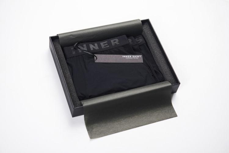 INNER SAINT Young时尚平角内裤 三条礼盒套装