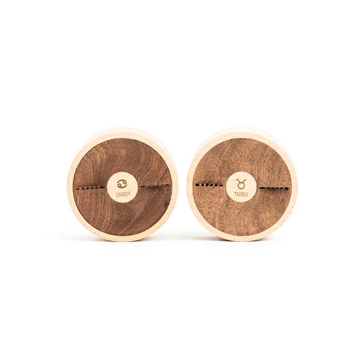 自然和家音乐盒  天空之城八音盒木质 日本机芯创意女生生日礼物