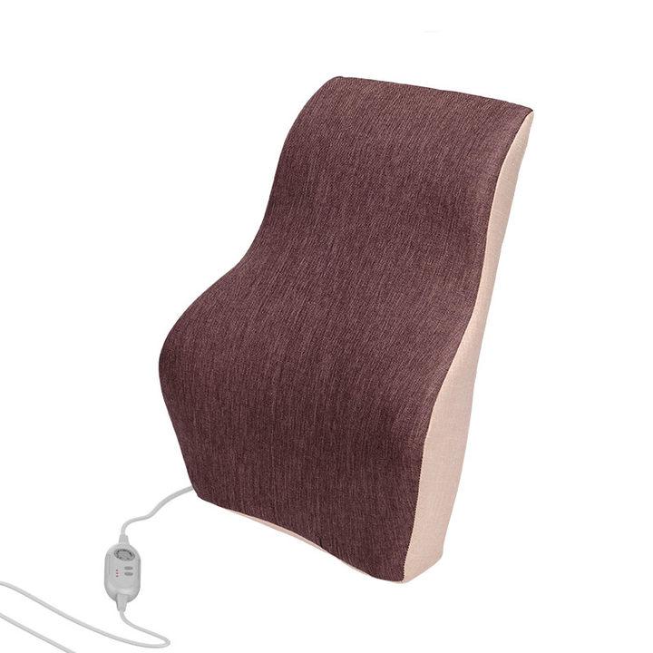 昕科加热坐垫办公室创意发热腰靠