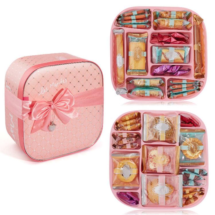 节日送礼伴手礼礼盒,关于味蕾的圣诞限定,这些一定要吃!