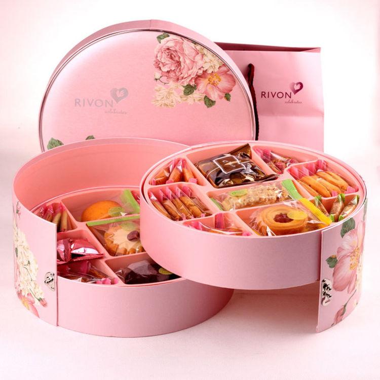 浪漫饼干零食礼盒,关于味蕾的圣诞限定,这些一定要吃!