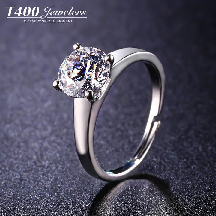 T400礼盒定制套装创意礼物 项链+戒指+耳饰生日礼物百搭饰品