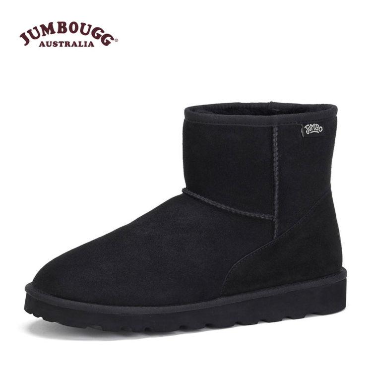 雪地靴 羊皮毛一体,脚暖了,全身才真的暖 ︳澳洲正品UGG折扣场