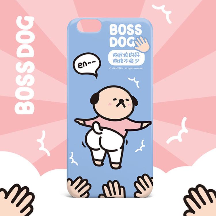 原创图案 狗老板,iPhoneX 配上这堆镜头套装手机壳,旅行不用带单反了~