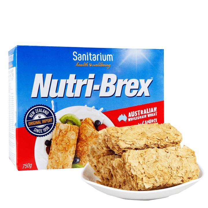 欣善怡全谷物750gnutri-brex 麦片即食低脂早餐
