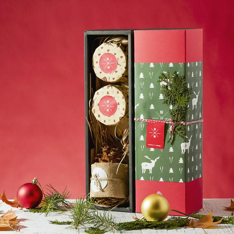 松籽与松塔 新年搭档,圣诞限定零嘴杂货铺,这个月霸占你的胃