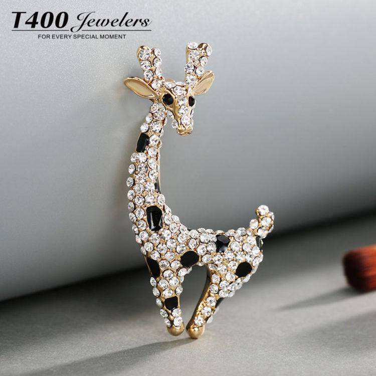 气质个性萌萌小鹿,圣诞首饰①:漂亮的人都开始准备过圣诞节了!