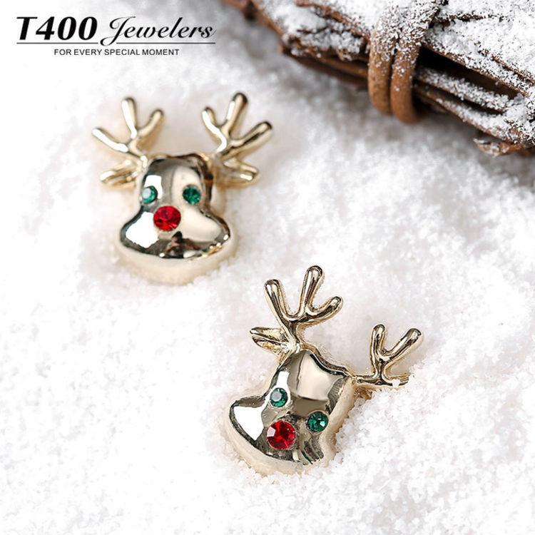 礼盒包装 手提袋,圣诞首饰①:漂亮的人都开始准备过圣诞节了!