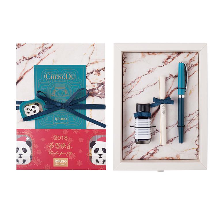 限量赠送熊猫明信片,什么礼物,浪漫文艺又有内涵?