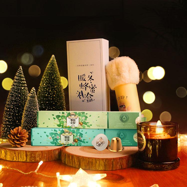 限量 送熊掌手套一副,关于味蕾的圣诞限定,这些一定要吃!