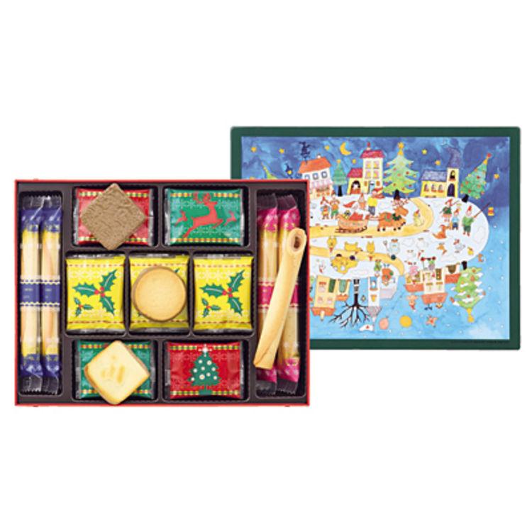世界最好吃蛋卷礼盒,关于味蕾的圣诞限定,这些一定要吃!